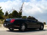 Renntech Bentley Continental GTC 2006–08 images