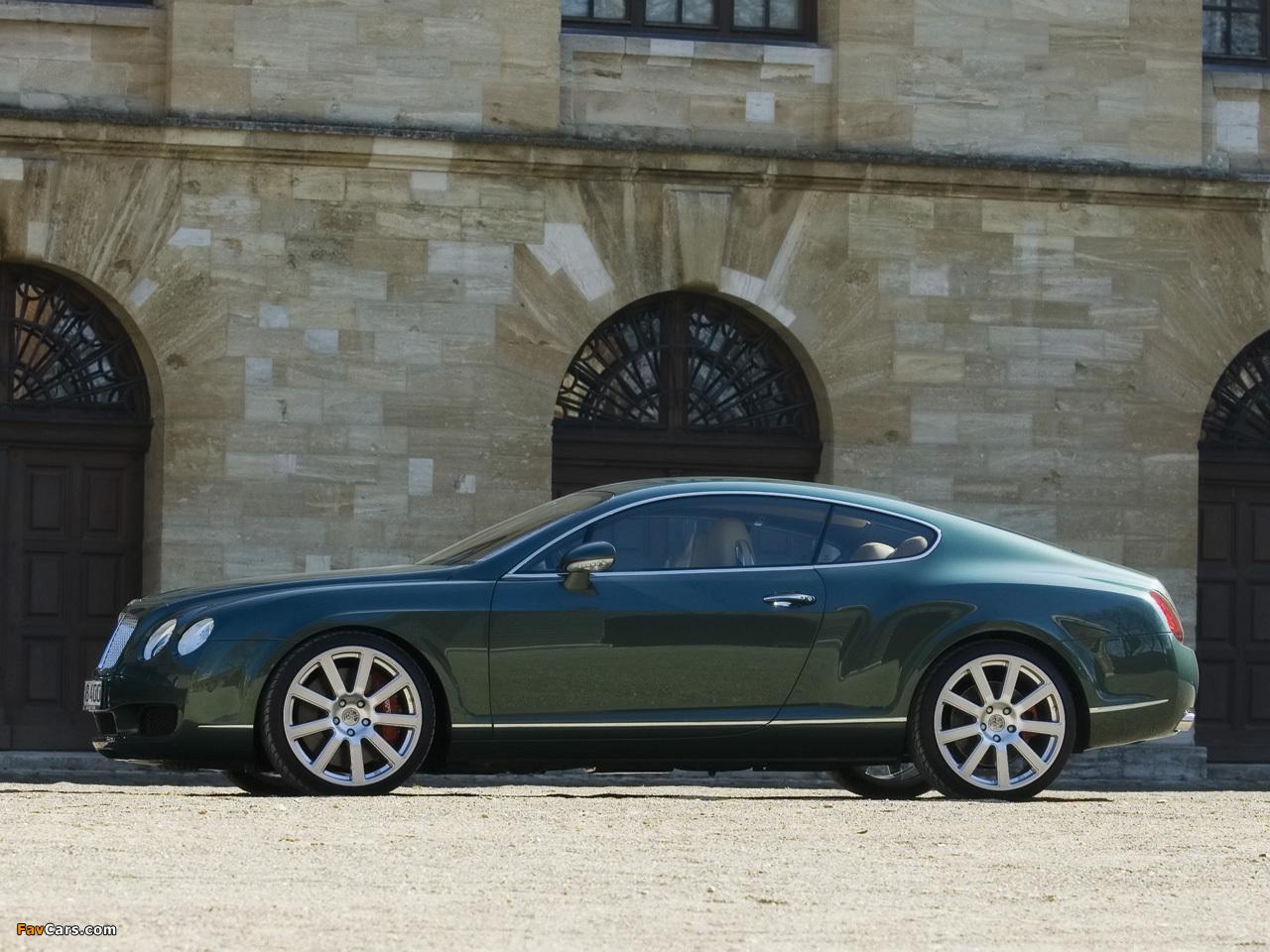MTM Bentley Continental GT Birkin Edition 2006 photos (1280 x 960)