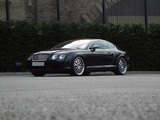 Project Kahn Bentley Continental GT 2006 photos