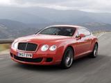 Bentley Continental GT Speed 2007–11 images