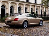 Bentley Continental GT 2007–11 photos