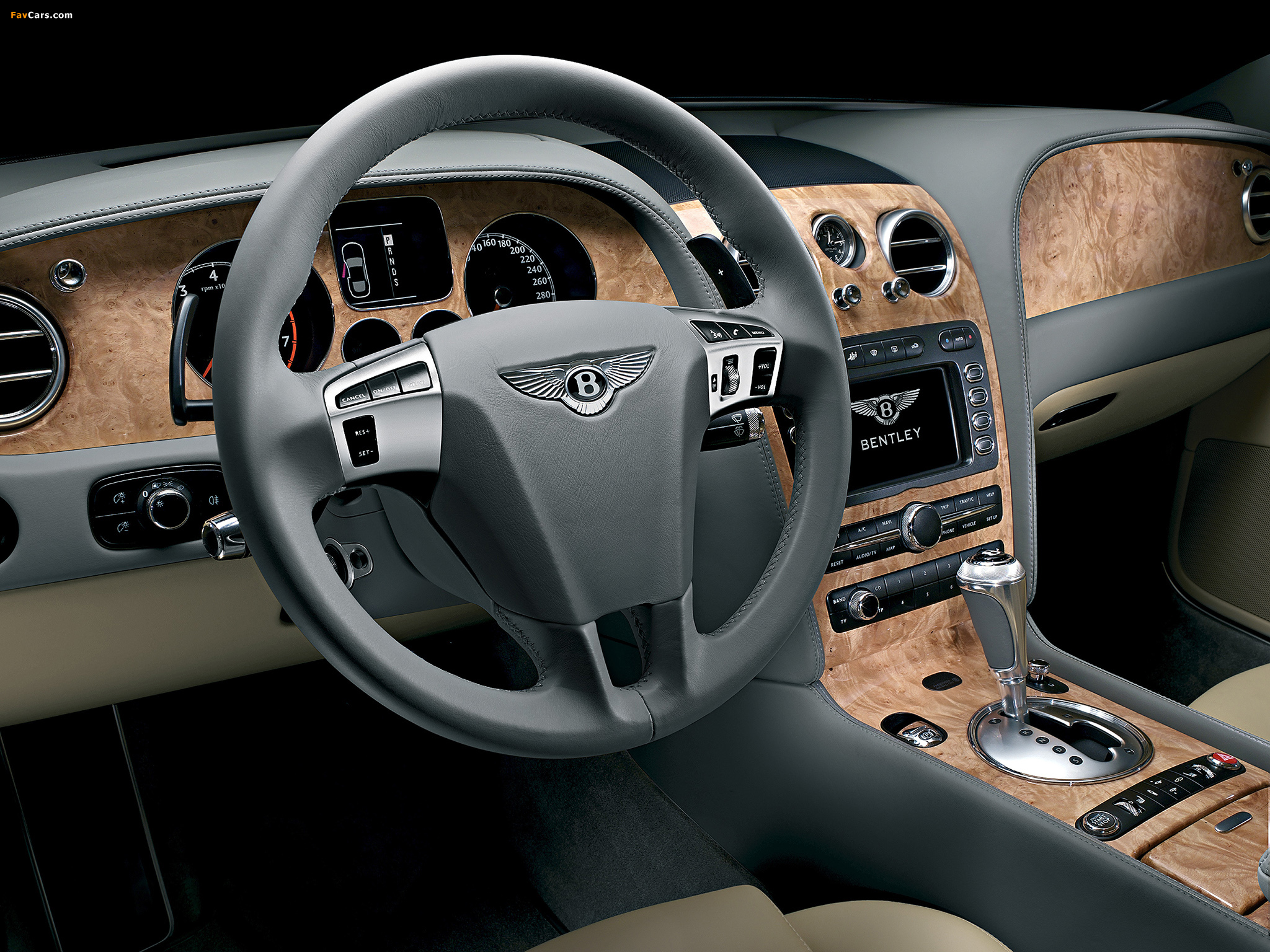 Bentley Continental GT Speed 2007–11 photos (2048 x 1536)
