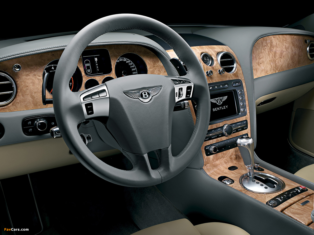 Bentley Continental GT Speed 2007–11 photos (1280 x 960)