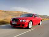 Bentley Continental GT Speed 2007–11 photos