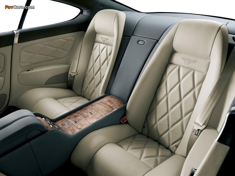 Bentley Continental GT Speed 2007–11 photos (800 x 600)