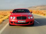 Bentley Continental GT Speed 2007–11 pictures