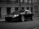 Project Kahn Bentley Continental GT-S 2008–10 photos