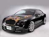 ASI Bentley Continental GT Speed 2008–10 photos