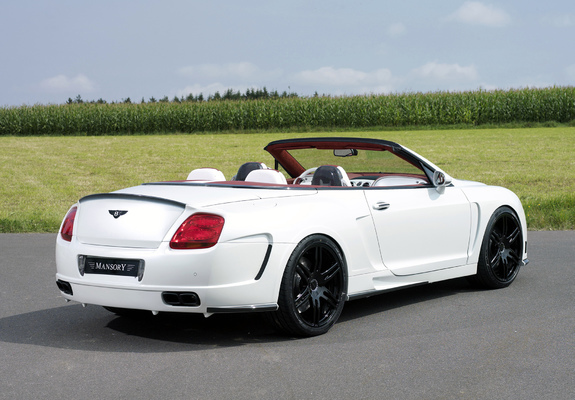 Mansory Bentley Continental Gtc 200810 Pictures