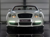 Mansory Bentley Continental GTC 2008–10 pictures