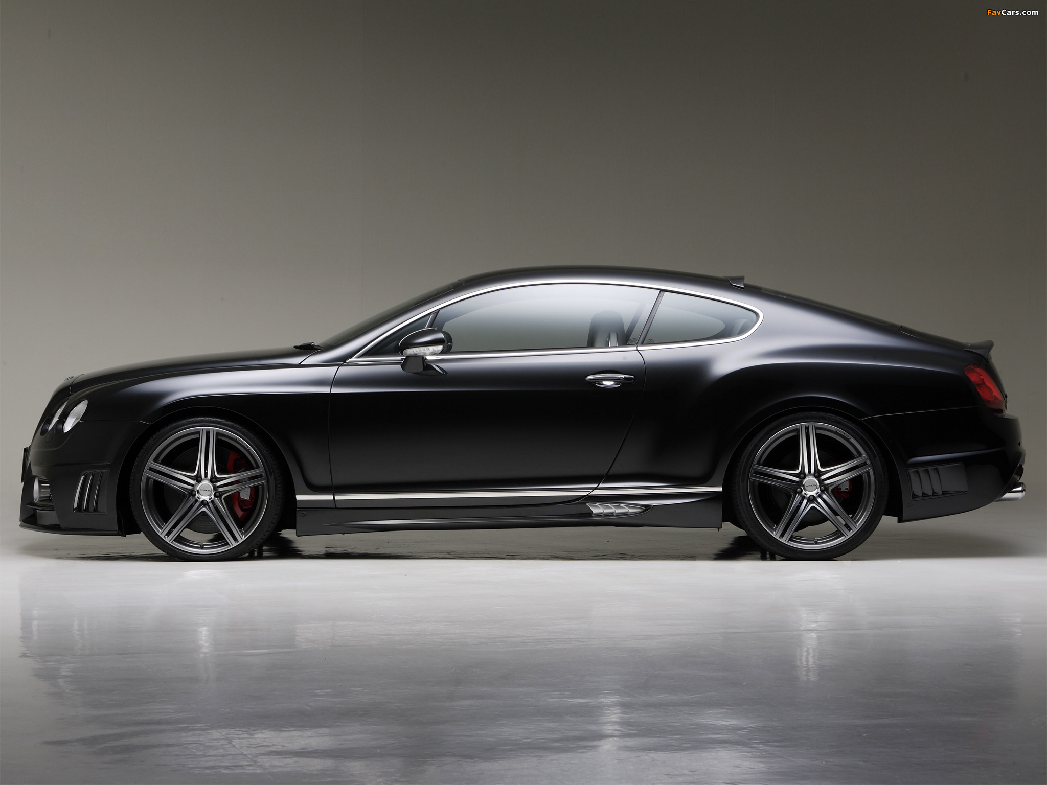 WALD Bentley Continental GT Sports Line 2008–10 pictures (2048 x 1536)