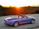 Bentley Continental GTC Speed 2009–11 images