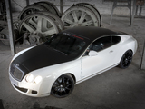 Edo Competition Bentley Continental GT Speed 2009–10 photos