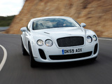 Bentley Continental Supersports 2009–11 photos