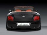Arden Bentley Continental GTC 2009–10 pictures