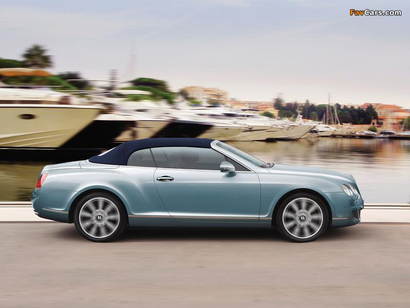 Bentley Continental GTC 2009–11 pictures (800 x 600)