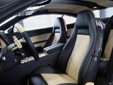Mansory Bentley Continental GT Speed 2009–10 wallpapers