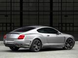 TopCar Bentley Continental GT Bullet 2009 wallpapers
