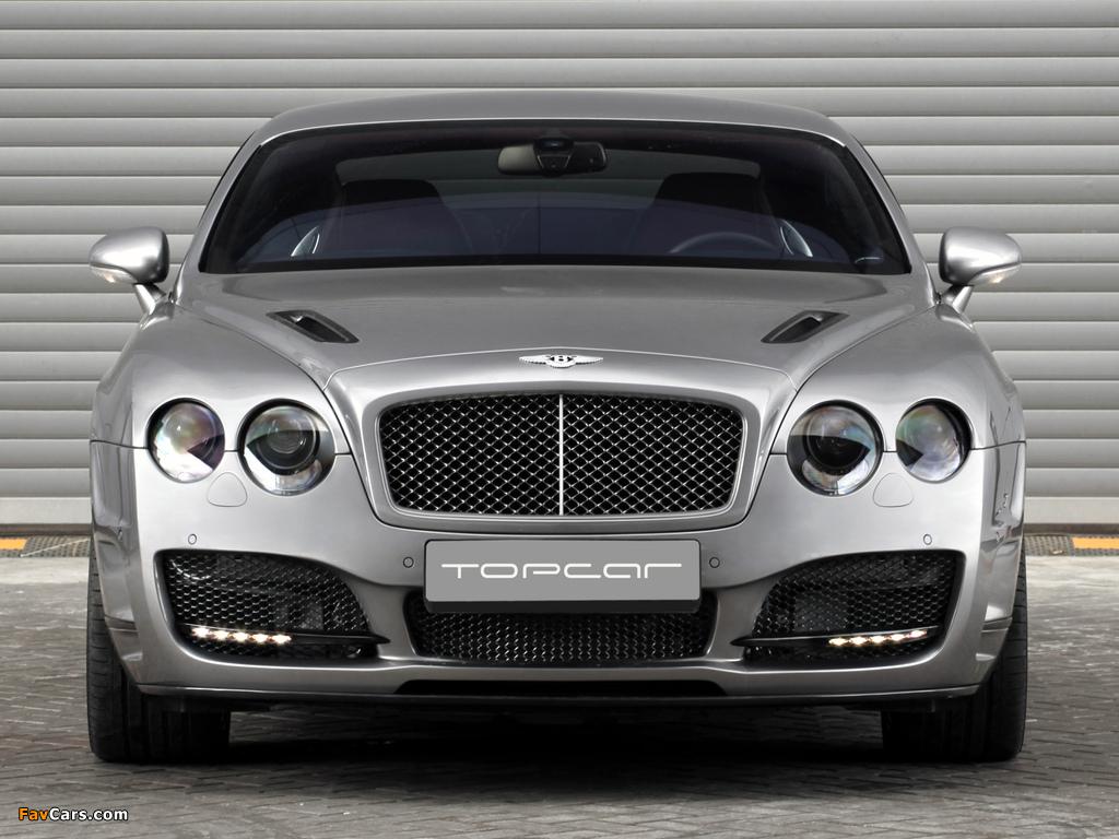 TopCar Bentley Continental GT Bullet 2009 wallpapers (1024 x 768)