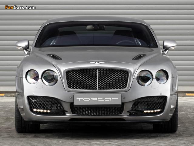 TopCar Bentley Continental GT Bullet 2009 wallpapers (640 x 480)
