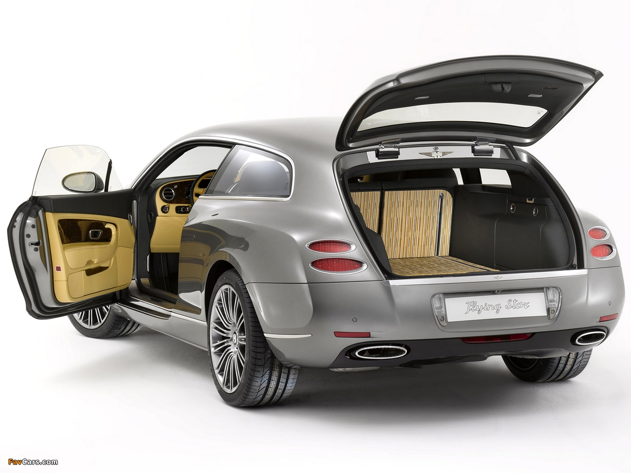 Bentley Continental Flying Star 2010–11 images (1280 x 960)