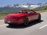 Bentley Continental Supersports Convertible 2010–11 images