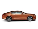 Bentley Continental GT China Special Edition 2010 photos