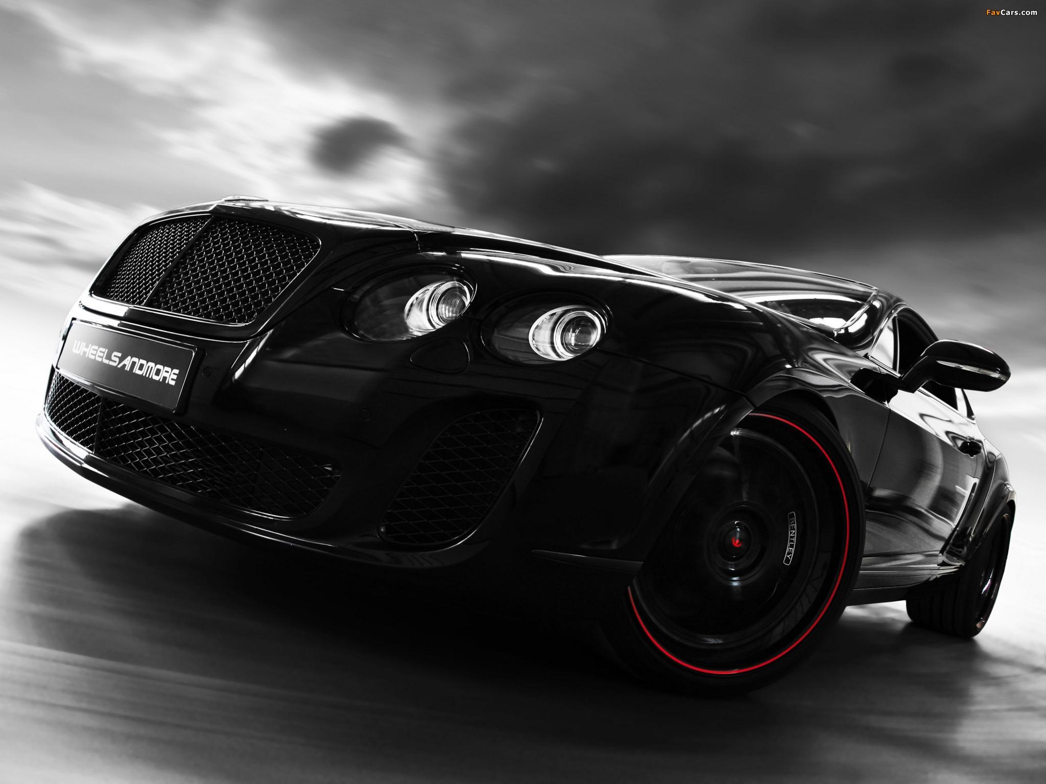 Wheelsandmore Bentley Ultrasports 702 2010 photos (2048 x 1536)