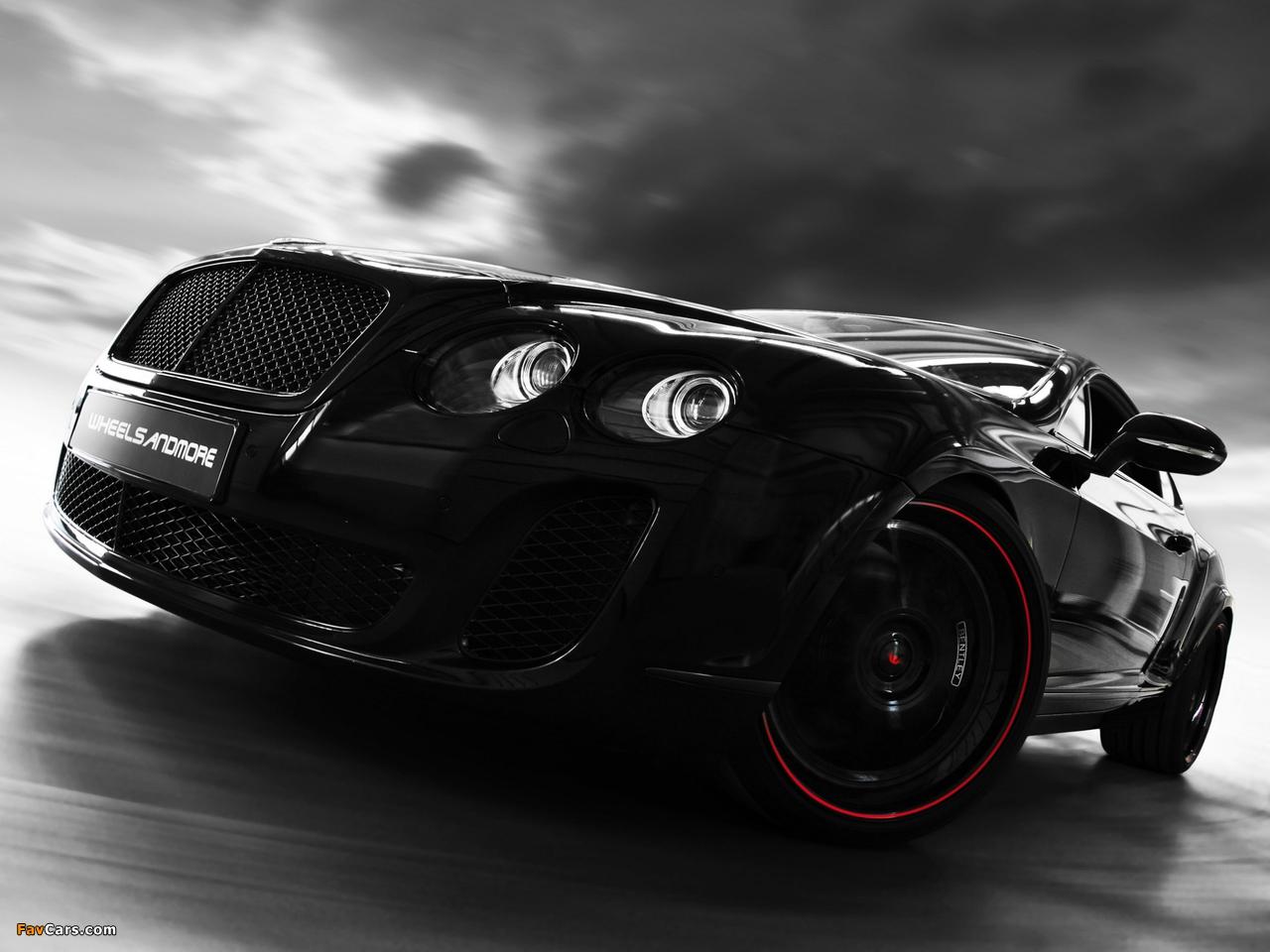 Wheelsandmore Bentley Ultrasports 702 2010 photos (1280 x 960)
