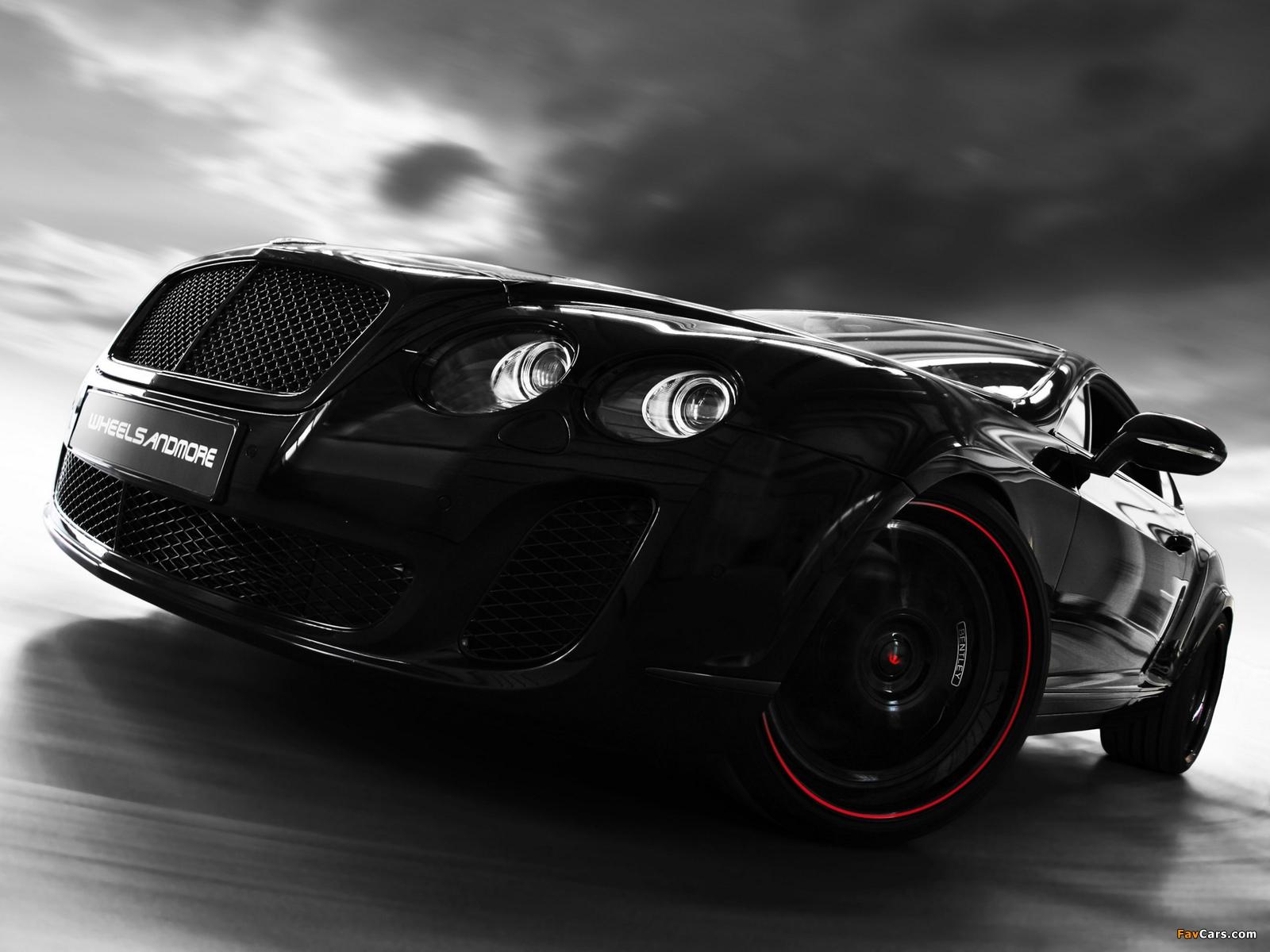 Wheelsandmore Bentley Ultrasports 702 2010 photos (1600 x 1200)