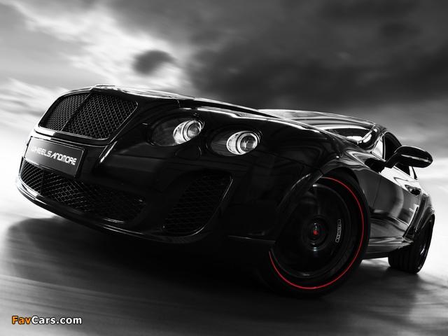 Wheelsandmore Bentley Ultrasports 702 2010 photos (640 x 480)