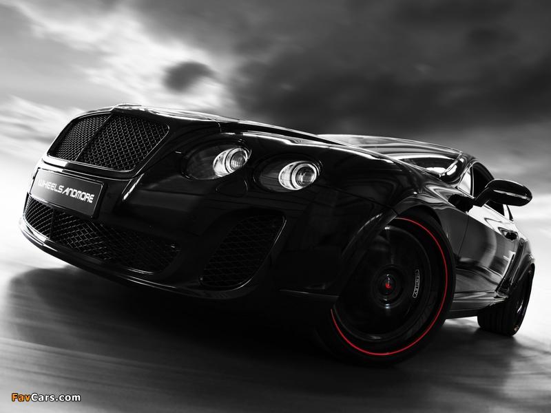 Wheelsandmore Bentley Ultrasports 702 2010 photos (800 x 600)