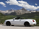 Bentley Continental Supersports Convertible 2010–11 pictures