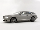 Bentley Continental Flying Star 2010–11 wallpapers