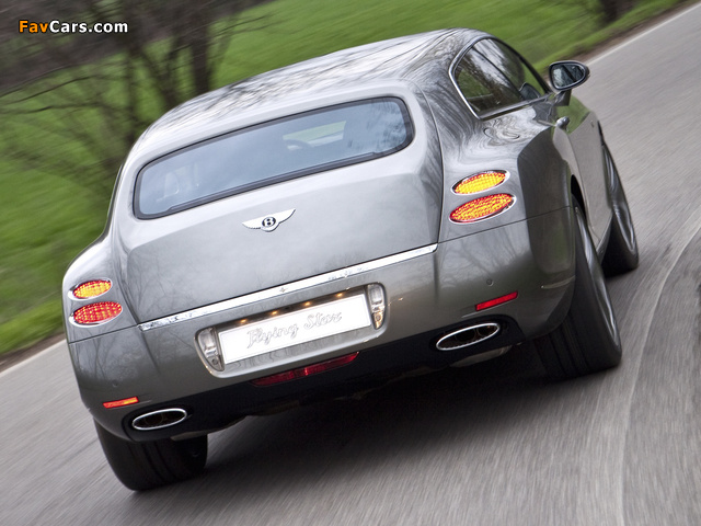 Bentley Continental Flying Star 2010–11 wallpapers (640 x 480)
