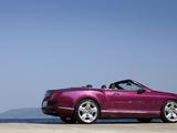 Bentley Continental GT Convertible 2011–15 images