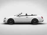 Bentley Continental Supersports ISR Convertible 2011 images