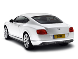 Bentley Continental GT Mulliner Styling Spec 2011 photos
