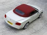 Bentley Continental GTC 2011 pictures