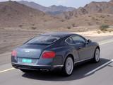 Bentley Continental GT 2011 pictures