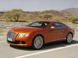 Bentley Continental GT 2011 pictures