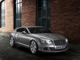 Bentley Continental GT 2011 wallpapers