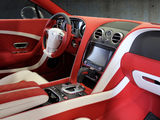 Mansory Bentley Continental GT 2011 wallpapers
