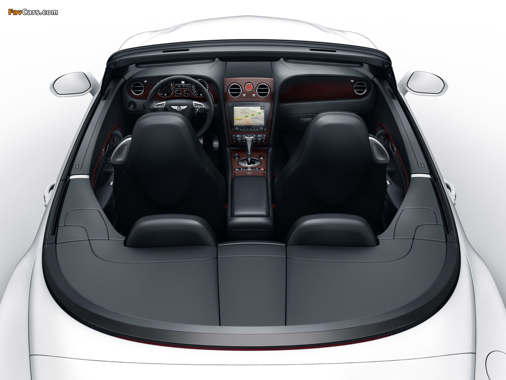 Bentley Continental Supersports ISR Convertible 2011 wallpapers (1024 x 768)
