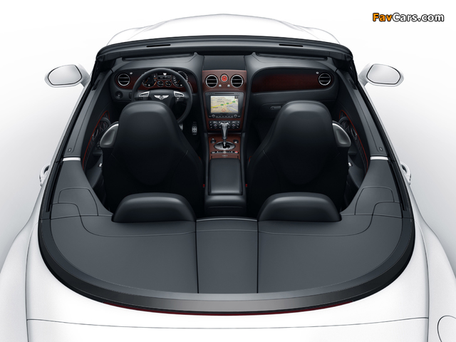 Bentley Continental Supersports ISR Convertible 2011 wallpapers (640 x 480)