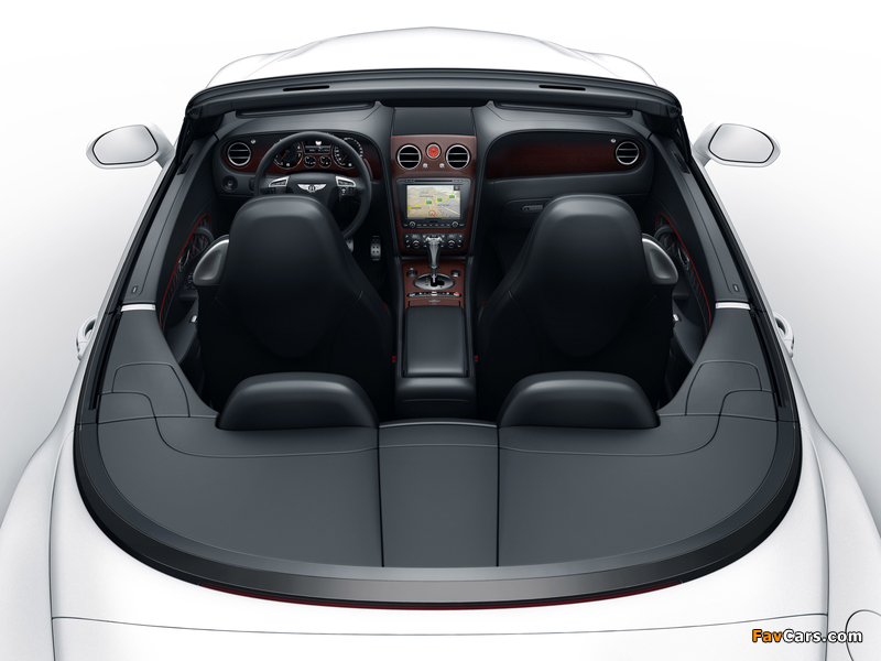 Bentley Continental Supersports ISR Convertible 2011 wallpapers (800 x 600)