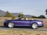 Bentley Continental GTC V8 2012 images
