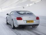 Bentley Continental GT V8 2012 photos