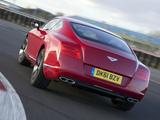 Bentley Continental GT V8 UK-spec 2012 photos