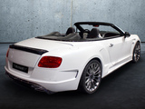 Mansory Bentley Continental GTC 2012 photos